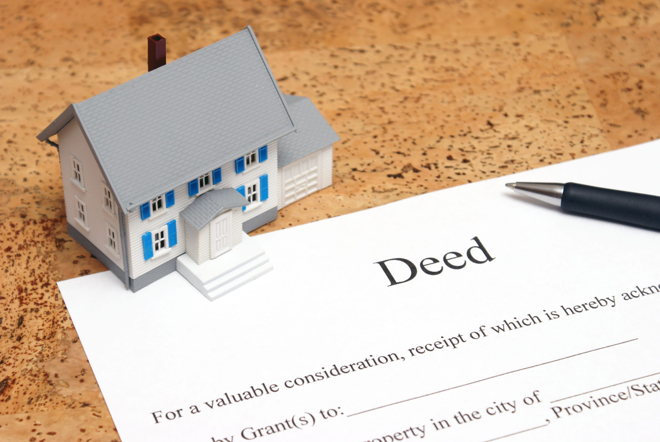 How to Prove Ownership of a House
